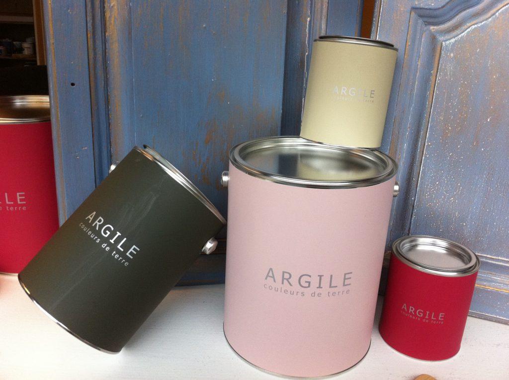 Argile Oxydes